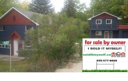 FOR SALE BY OWNER ONTARIO