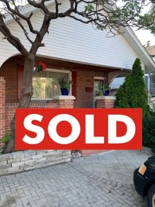 SOLD! FOR SALE BY OWNER TORONTO, ONTARIO ( FSBO)